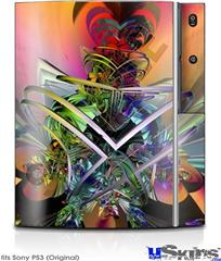 Sony PS3 Skin - Atomic Love