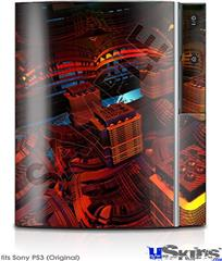 Sony PS3 Skin - Reactor