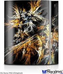 Sony PS3 Skin - Flowers