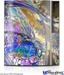 Sony PS3 Skin - Vortices
