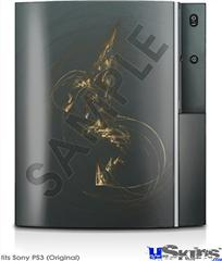 Sony PS3 Skin - Flame