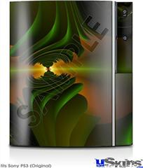 Sony PS3 Skin - Contact