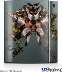 Sony PS3 Skin - Mask2