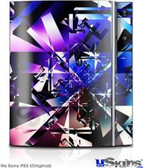Sony PS3 Skin - Persistence Of Vision