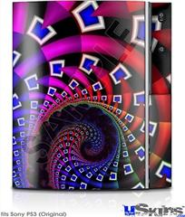 Sony PS3 Skin - Rocket Science