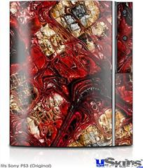Sony PS3 Skin - Reaction