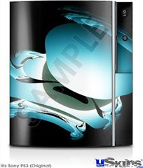 Sony PS3 Skin - Silently-2