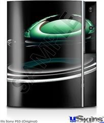 Sony PS3 Skin - Silently