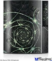 Sony PS3 Skin - Spirals2