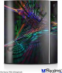 Sony PS3 Skin - Ruptured Space