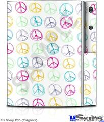 Sony PS3 Skin - Kearas Peace Signs