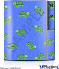 Sony PS3 Skin - Turtles