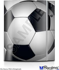 Sony PS3 Skin - Soccer Ball