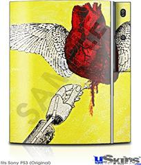 Sony PS3 Skin - Empathically Simulated