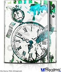 Sony PS3 Skin - Question of Time
