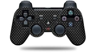 Sony PS3 Controller Decal Style Skin - Carbon Fiber (CONTROLLER NOT INCLUDED)