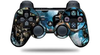 Sony PS3 Controller Decal Style Skin - Heptameron (CONTROLLER NOT INCLUDED)