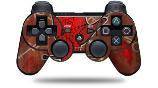 Sony PS3 Controller Decal Style Skin - Red Right Hand (CONTROLLER NOT INCLUDED)