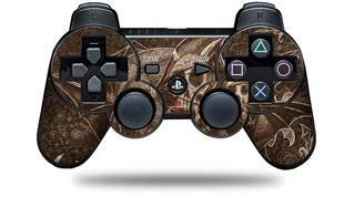 Sony PS3 Controller Decal Style Skin - The Temple (CONTROLLER NOT INCLUDED)