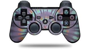 Sony PS3 Controller Decal Style Skin - Tie Dye Swirl 103 (CONTROLLER NOT INCLUDED)