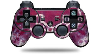 Sony PS3 Controller Decal Style Skin - Tie Dye Happy 100 (CONTROLLER NOT INCLUDED)