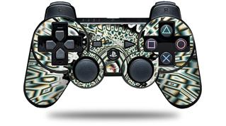 Sony PS3 Controller Decal Style Skin - 5-Methyl-Ester (CONTROLLER NOT INCLUDED)
