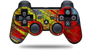 Sony PS3 Controller Decal Style Skin - Visitor (CONTROLLER NOT INCLUDED)