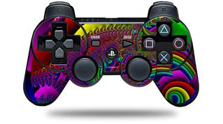 Sony PS3 Controller Decal Style Skin - And This Is Your Brain On Drugs (CONTROLLER NOT INCLUDED)