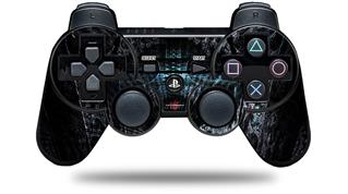 Sony PS3 Controller Decal Style Skin - MirroredHall (CONTROLLER NOT INCLUDED)