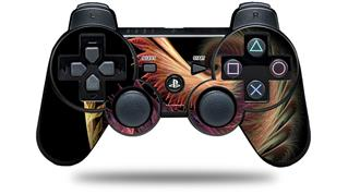 Sony PS3 Controller Decal Style Skin - Anemone (CONTROLLER NOT INCLUDED)