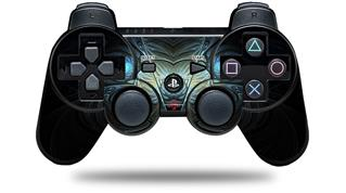 Sony PS3 Controller Decal Style Skin - Titan (CONTROLLER NOT INCLUDED)