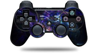 Sony PS3 Controller Decal Style Skin - Black Hole (CONTROLLER NOT INCLUDED)