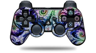 Sony PS3 Controller Decal Style Skin - Breath (CONTROLLER NOT INCLUDED)