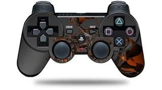 Sony PS3 Controller Decal Style Skin - Car Wreck (CONTROLLER NOT INCLUDED)