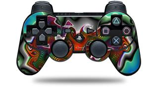 Sony PS3 Controller Decal Style Skin - Butterfly (CONTROLLER NOT INCLUDED)