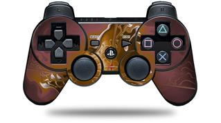 Sony PS3 Controller Decal Style Skin - Comet Nucleus (CONTROLLER NOT INCLUDED)