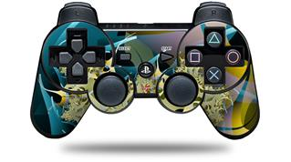 Sony PS3 Controller Decal Style Skin - Construction Paper (CONTROLLER NOT INCLUDED)