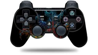 Sony PS3 Controller Decal Style Skin - Crystal Tree (CONTROLLER NOT INCLUDED)