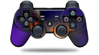 Sony PS3 Controller Decal Style Skin - Intersection (CONTROLLER NOT INCLUDED)