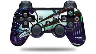 Sony PS3 Controller Decal Style Skin - Concourse (CONTROLLER NOT INCLUDED)