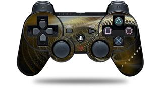 Sony PS3 Controller Decal Style Skin - Backwards (CONTROLLER NOT INCLUDED)