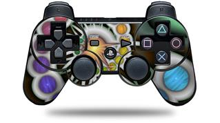 Sony PS3 Controller Decal Style Skin - Copernicus (CONTROLLER NOT INCLUDED)