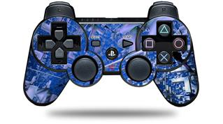 Sony PS3 Controller Decal Style Skin - Tetris (CONTROLLER NOT INCLUDED)