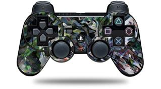 Sony PS3 Controller Decal Style Skin - Day Trip New York (CONTROLLER NOT INCLUDED)
