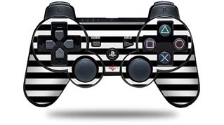 Sony PS3 Controller Decal Style Skin - Stripes (CONTROLLER NOT INCLUDED)