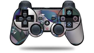 Sony PS3 Controller Decal Style Skin - Construction (CONTROLLER NOT INCLUDED)
