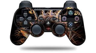 Sony PS3 Controller Decal Style Skin - Enter Here (CONTROLLER NOT INCLUDED)