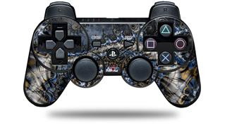 Sony PS3 Controller Decal Style Skin - Eye Of The Storm (CONTROLLER NOT INCLUDED)
