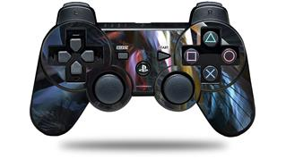 Sony PS3 Controller Decal Style Skin - Darkness Stirs (CONTROLLER NOT INCLUDED)