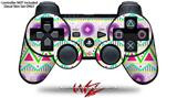 Sony PS3 Controller Decal Style Skin - Kearas Tribal 1 (CONTROLLER NOT INCLUDED)